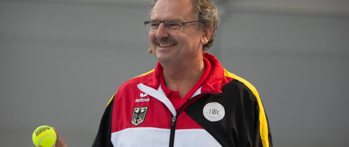 Der Bundestrainer kommt
