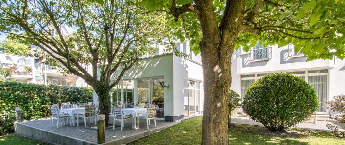Seminarhotel VDT-West: Garten Hotel Luisental
